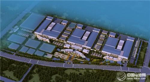 宁德时代百亿锂离子电池长三角生产基地落户溧阳