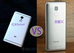 """红米Note4和荣耀5C对比评测:360 N4S/魅蓝Note3/酷派Cool1混入 千元机""""血肉横飞"""""""