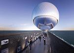【图赏】巨大的太阳能海水淡化圆球