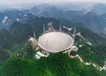科技快讯:世界最大射电望远镜即将投入使用 东芝开发无线充电电磁波