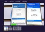 iPhone7与三星S7对比评测:性能差距好大啊