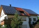 太阳能发电并不难 自建房用它能省好多钱