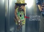 量子的飞跃:下一代D-Wave量子芯片计算速度能快1000倍