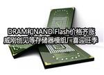 DRAM和NAND Flash齐涨 存储器模组厂喜迎旺季