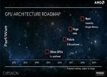 """未来AMD GPU显卡的路线图:大核心代号""""Vega"""""""