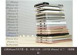 从初代到iPhone7 十五款iPhone评测大比拼:你印象最深的是哪一款?