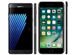 iPhone 7Plus和三星Note 7拍照对比评测:同是1200万像素 还原景物谁更强?