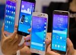 AMOLED在高端手机市场肆意抢占LTPS风头