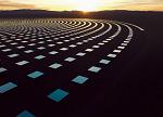 壮观:沙漠中的太阳能电站 不可思议的人造太阳
