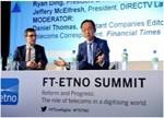 华为产品与解决方案总裁丁耘:开放合作 推动5G全球统一标准