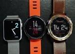 智能手表 华米Amazfit、Ticwatch与佳明对比评测:谁更运动?