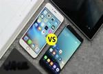 "iPhone7 Plus和三星 Note7对比评测:苹果大""7""哥和安卓""7""哥 近身肉搏谁是真汉子?"