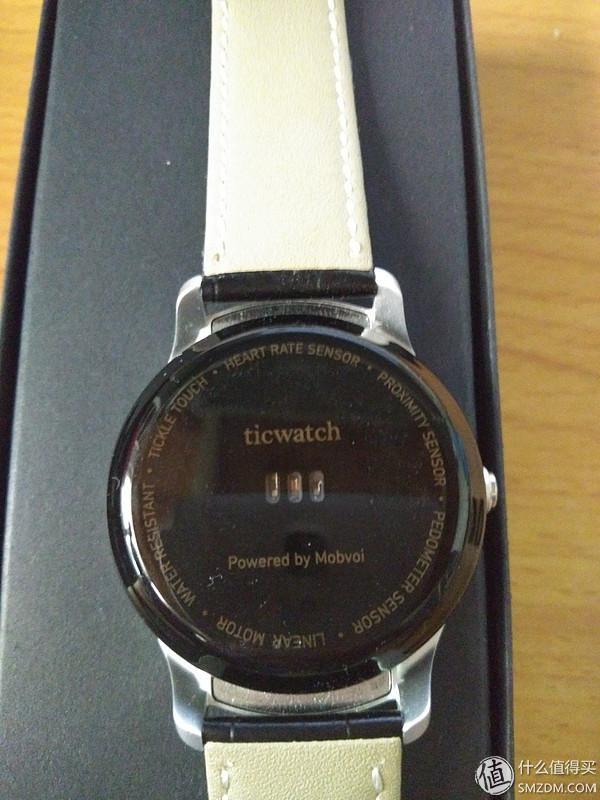 Ticwatch2智能手表 一周使用体验及上手展示