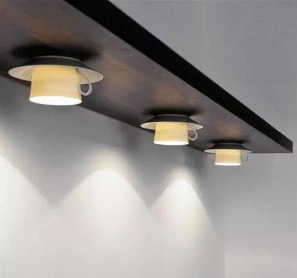 逼死逼迫癥的8種LED燈具設計 你家也有嗎?