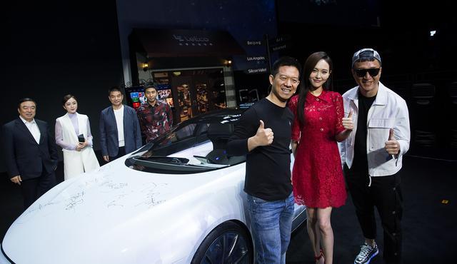 乐视电动车今天发布,传定价104万起!贾跃亭的汽车梦迎来最关键交卷时刻