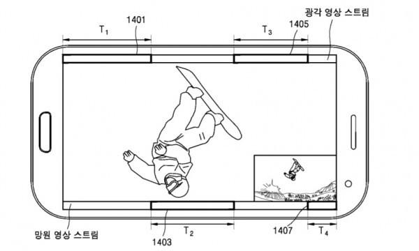 三星双摄专利曝光 :将支持双影像传感器