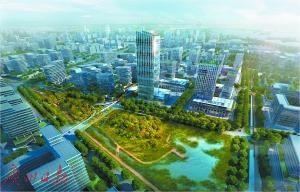 千亿思科智慧城在番禺崛起