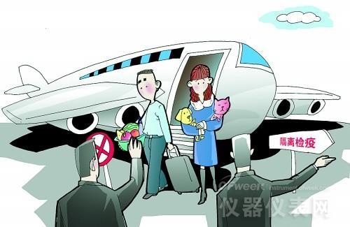 """春节临近 仪器仪表为""""洋年货""""验明正身"""