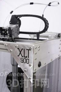 re:3D推出巨大的工业级3D打印机XLT 900