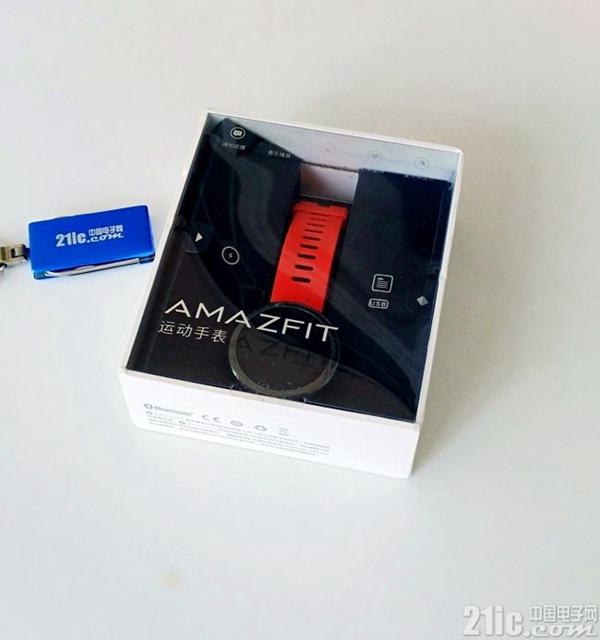 暴力拆解华米AMAZFIT运动手表 集成度高 PCB设计精致