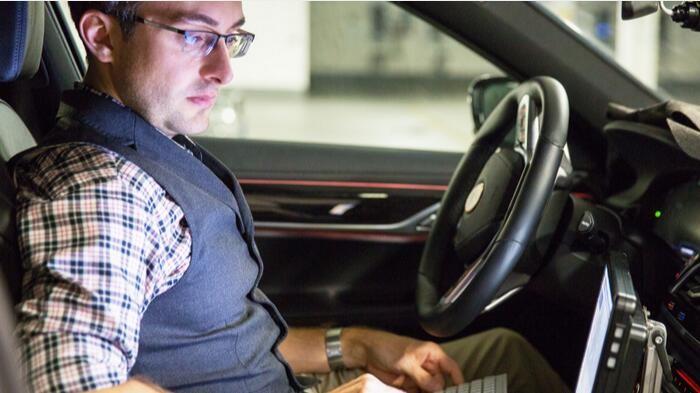 BMW/英特尔/Mobileye自驾车将在年内上路测试