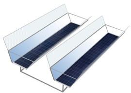 博立太阳能聚光器
