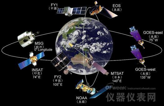 中国碳卫星和高光谱微纳卫星的遥感监测应用