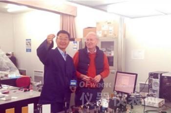 零的突破!大连理工建成首个飞秒光谱测量平台