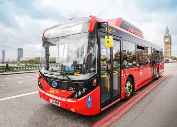 实力赢得回头客 比亚迪夺得伦敦首个10.8米大巴订单