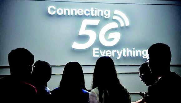 就是有钱:日媒称中国或率先掌握5G国际标准