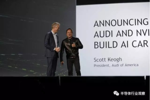 CES2017大会 黄仁勋用三大主题讲述NVIDIA的未来发展