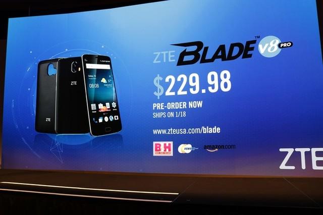 中兴Blade V8Pro上手体验:绝对算高性价比机型?
