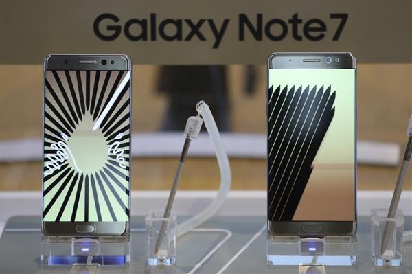 Note 7大败无关紧要 三星电子零部件业务依旧强劲