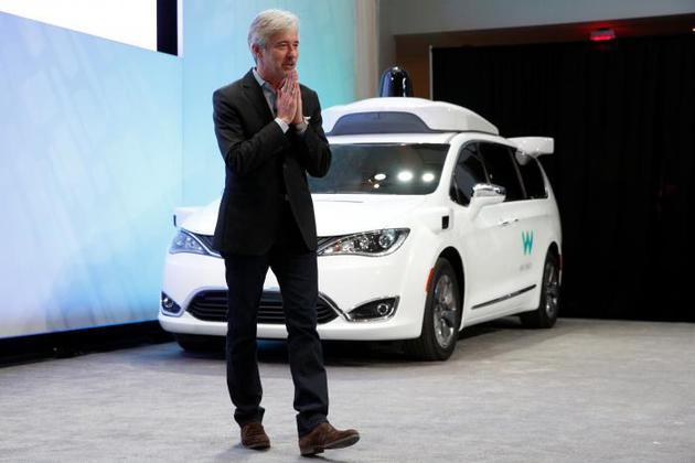 谷歌展示新版无人驾驶系统:把激光雷达成本降低了90%