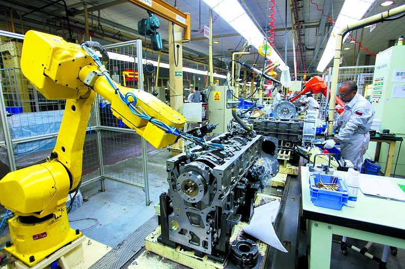工业4.0激活传统行业