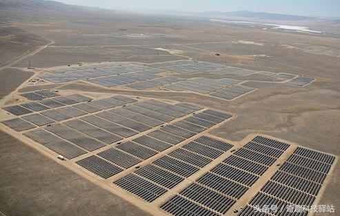 世界十大太阳能光伏发电站:中国入围,印度排在第一