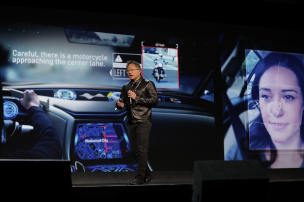 英伟达/高通/英特尔在CES 2017上都展示了哪些自动驾驶黑科技?