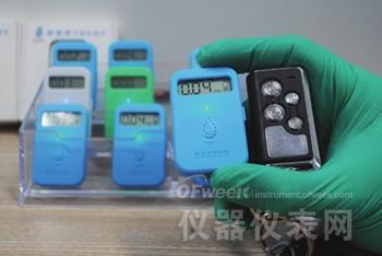国内最小甲醛检测仪在苏问世 拥有15项专利