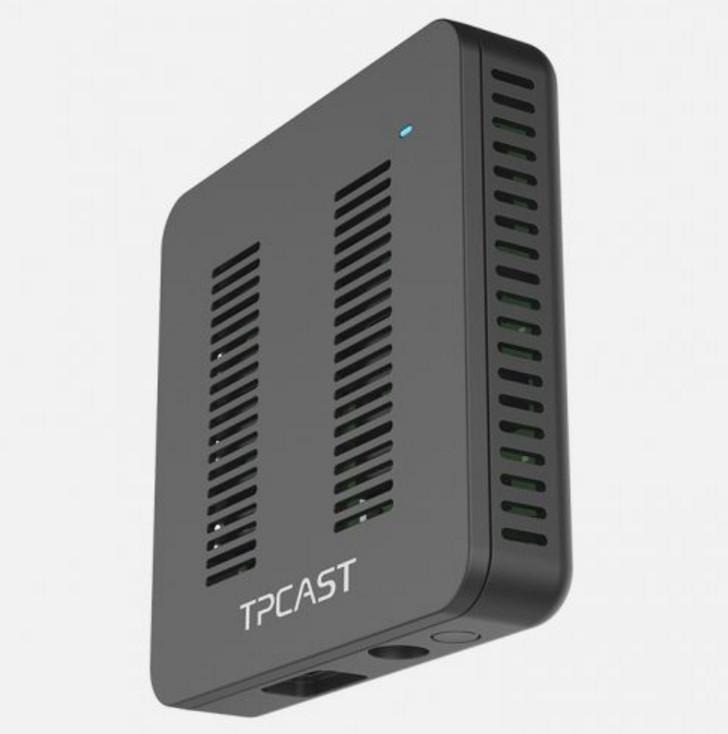 HTC联合英特尔开发基于WiGig的无线VR套件
