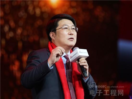 """走进""""经济年度人物""""赵伟国:紫光肩负着集成电路产业的未来"""