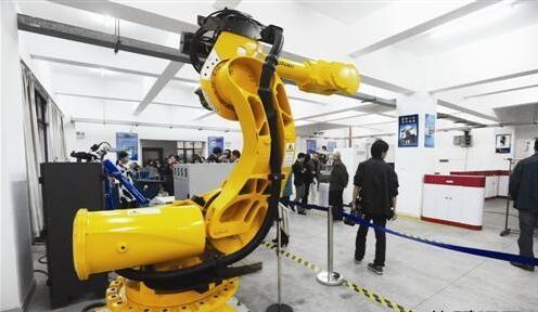 松山湖已入驻156家机器人企业 每四家有一家是高企