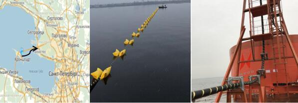 圣彼得堡冬日里的亨通旋律 记亨通35kV海缆项目交付