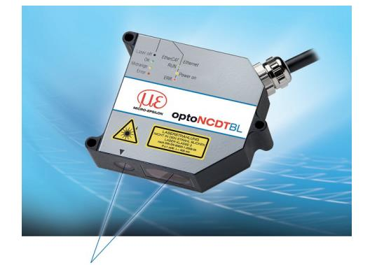 三招教你如何选择激光位移传感器