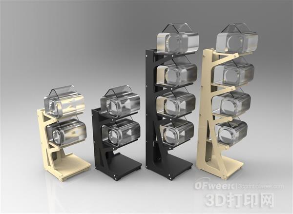 "CEL发布连接多台Robox 3D打印机的""Root、Tree&Mote""网络系统"