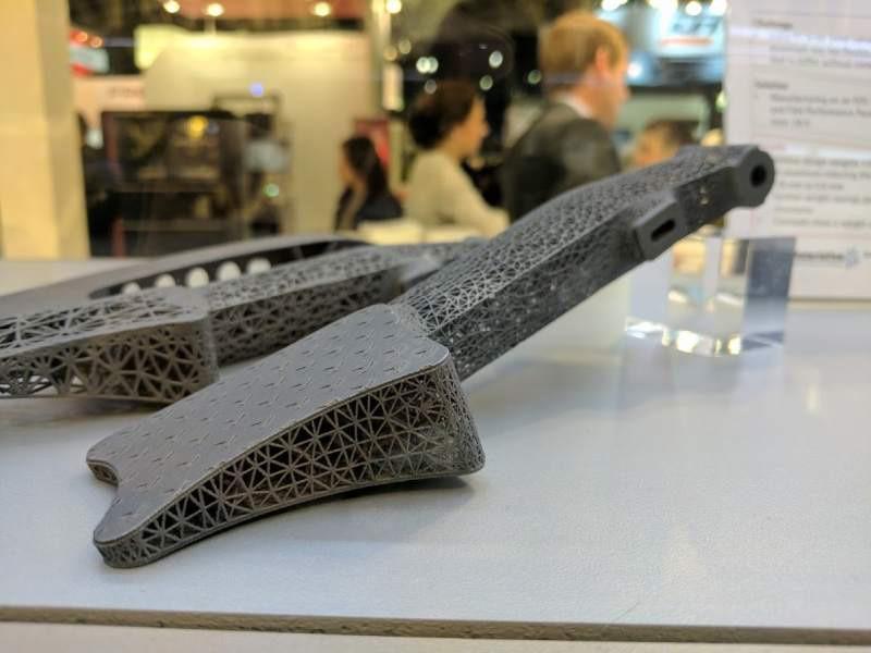 FAST-forge为航空航天工业提供钛3D打印材料