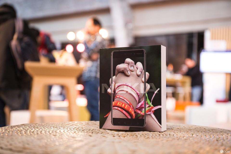 开箱评测:昔日王者的回归之作Nokia 6 手机