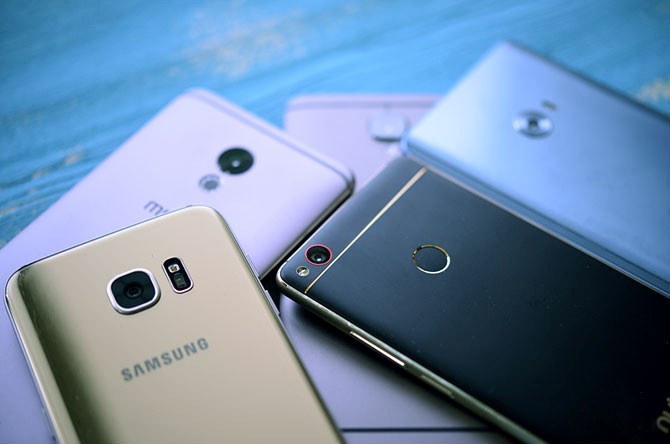 iPhone 7/小米Note2/一加3T等8款手机拍照对比评测:谁能强势胜出?