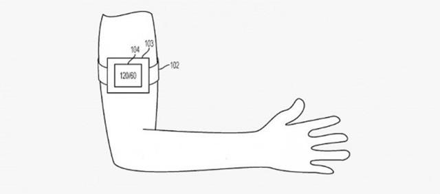 并非Apple Watch 苹果再获可穿戴设备专利