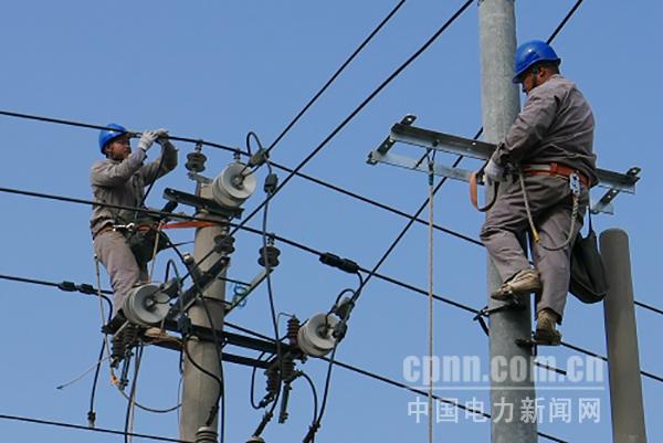 晋江供电:更换老旧线路