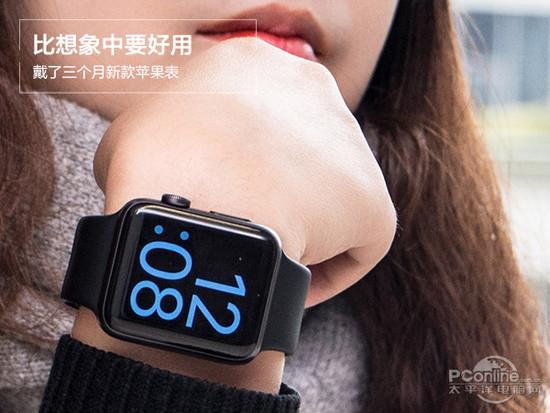 苹果手表2体验:外观变化不大,但比想象的要好